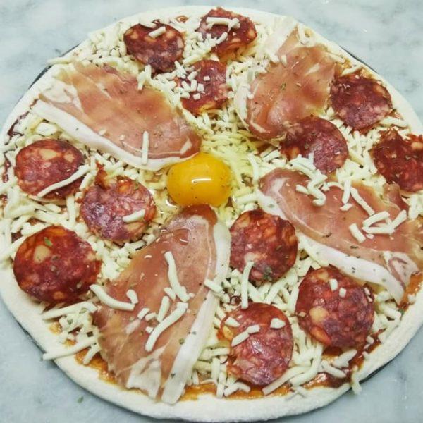Pizza Gallega