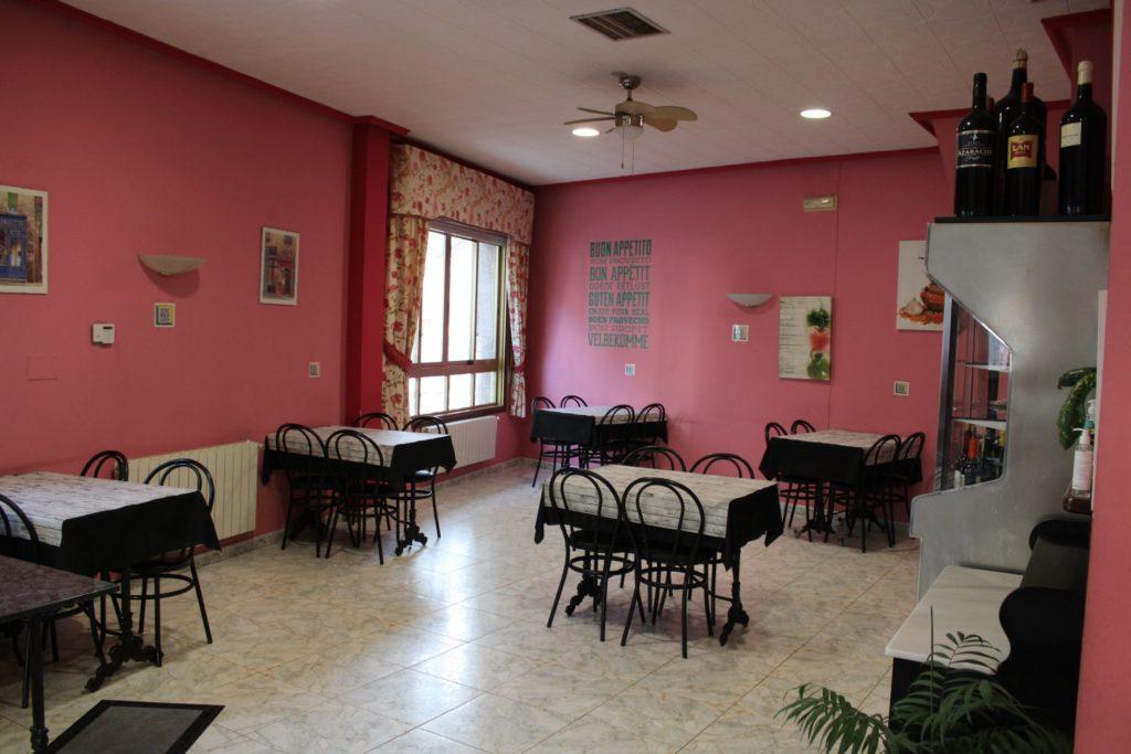 pizzería en Lalin