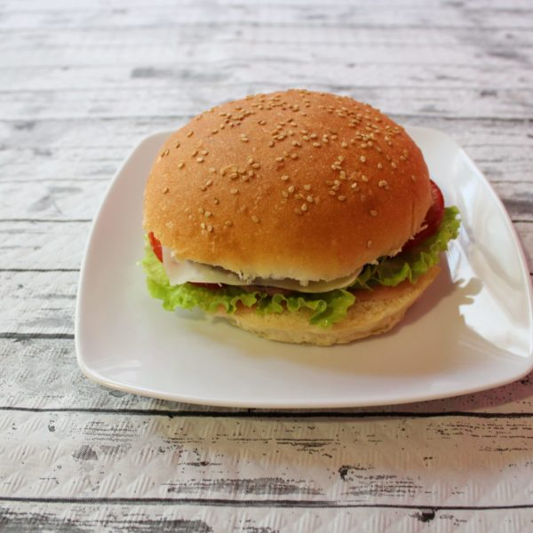 Hamburguesa Total