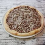 Pizza de chocolate - Novo Hechizo