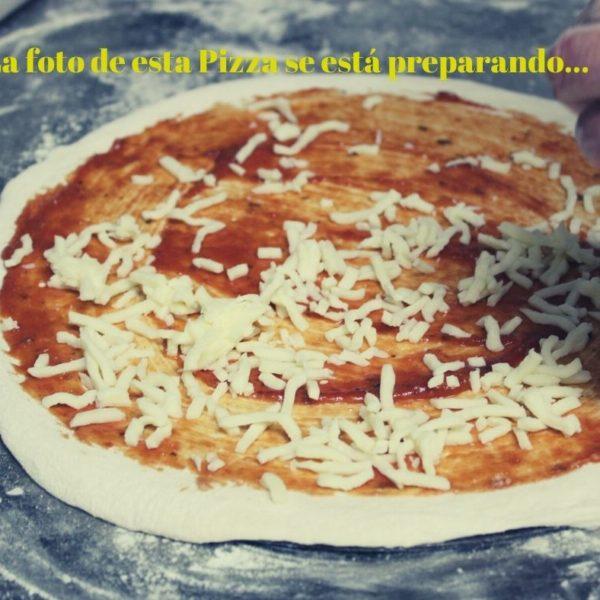 Pizza Mozzarela