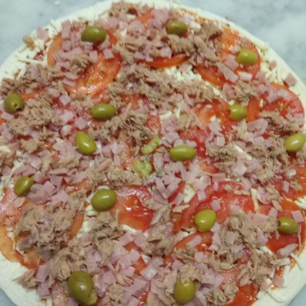 Pizza Delicia